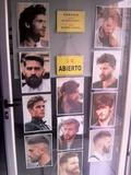 Peluquero y barbero para Caballero - foto