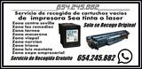 SERVICIO Recogida  d cartucho vacío - foto