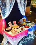Mesas dulces carrito Candy bar y decorac - foto