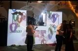 Dj animador  para bodas con cabina 3d - foto