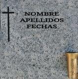 Lapidas  columbarios Telf. 662441498 - foto