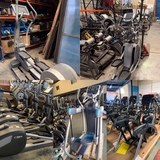 stock cardio Cybex,Precor,Matrix,etc.. - foto