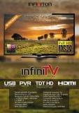 Televisores infiniton 40 pulgadas - foto