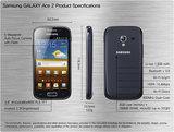 Baterías Samsung Galaxy ACE 2 - foto