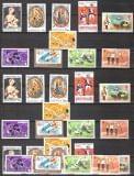 10 sellos nuevos antigua - foto