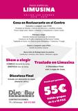 Limusina rosa en Sevilla - foto