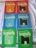 THE CAMB RIDGE ENGLISH COURSE,  6 TOMOS - foto