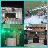 dj discomovil - karaoke -cabina en 3ddd - foto