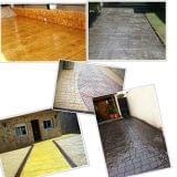 Hormigón Granada pavimentos de hormigón - foto