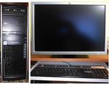 ORDENADOR workstation HP completa - foto