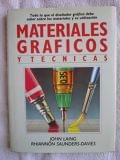 MATERIALES GRAFICOS Y TECNICAS/ LIBRO - foto