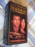 BRAVEHEART (2 VHS) en Caja Original - foto