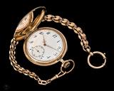 reloj antiguo de bolsillo - foto