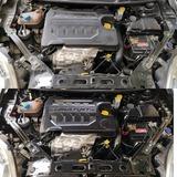 Limpiezas de motores a vapor y espuma ac - foto