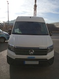 Alquiler VW Crafter 12m3 - foto