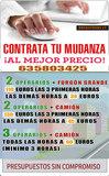 Mudanza barata sitges Vilanova 635803425 - foto