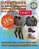 ropa de caza HART rebajada - foto