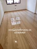 Pulidor de suelos de mármol en Valencia - foto