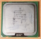 Intel Pentium 4 a 3,6 Mhz - foto