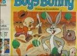 bugs bunny mb caja juego zanahorias mil - foto