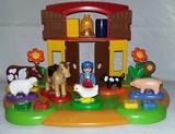 granja Playmobil 6766 geobra click - foto