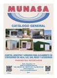 CASETAS HORMIGÓN PREFABRICADO,  ARMARIOS - foto