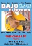 CLASES DE BAJO ELECTRICO SKYPE - foto