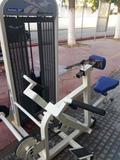 Maquinas gimnasio - foto