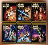 Star Wars. 2 trilogías - foto