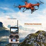 Dron mini fpv 2,4 gh-estrenar JJRC H32GH - foto
