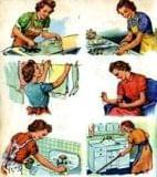 Limpiamos  tu  hogar - foto