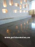 Pulidor de suelos de hormigón valencia - foto