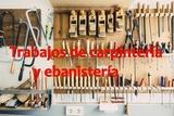 Trabajos de carpintería y ebanistería - foto