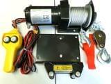 Cabrestante,  elÉctrico 12v Winch - foto