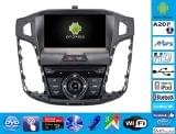 Navegador android ford focus 2012 - foto