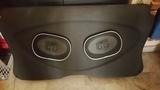 Vendo batea de ford focus 1 y altavoces - foto