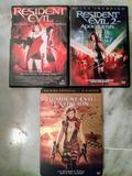 Resident Evil 1,2 y 3 - foto
