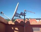 Antenista-satelite-Internet via Satelite - foto
