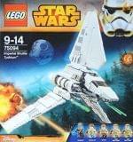 star wars imperial shuttle tydirium - foto