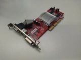 Tarjeta gráfica ATi Radeon 9200 AGP - foto