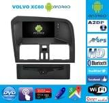 Radionavegador dvd android volvo xc60 - foto