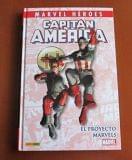 Capitán América - El Proyecto Marvels - foto