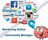 Social Media, Marketing On Line. - foto