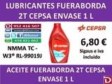 ACEITE FUERABORDA 2T CEPSA 1 L - foto