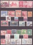 32 sellos chile usados  r-nº 24 - foto