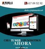 CREACIÓN Y POSICIONAMIENTO WEB - foto