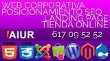 CREACIÓN WEB A BAJO COSTE - foto