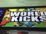 world kicks Arcade machine - foto