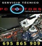 reparar ordenador RECUPERAR DATOS - foto