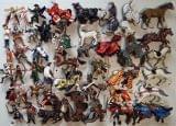 Pvc papo miniatura accion medieval 1/18 - foto